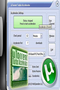 uTorrent Turbo Accelerator-Cover