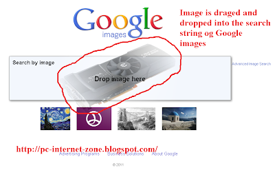 Search Google by images picture 1