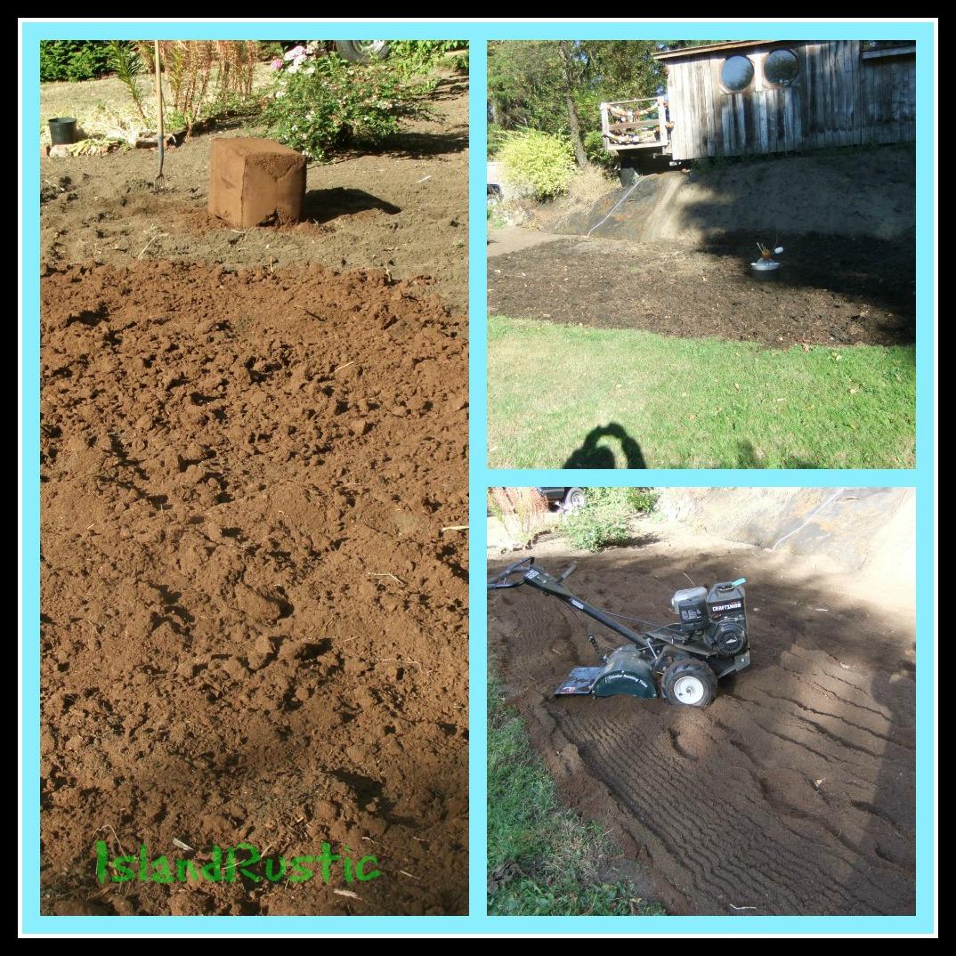 Making black gold soil black gold for Black garden soil