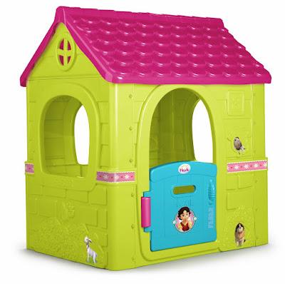 TOYS : JUGUETES - FEBER  Casita Fantasy House : Heidi | Casa  Famosa 2016 | Comprar en Amazon España