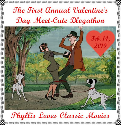 The Valentine's Day Meet-Cute Blogathon!