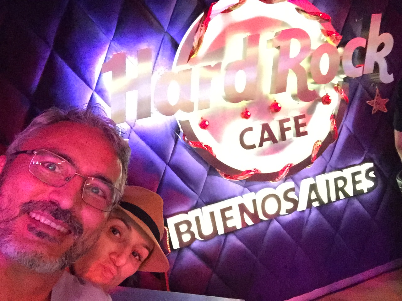 De moto no Hard Rock Café - 2016/2017