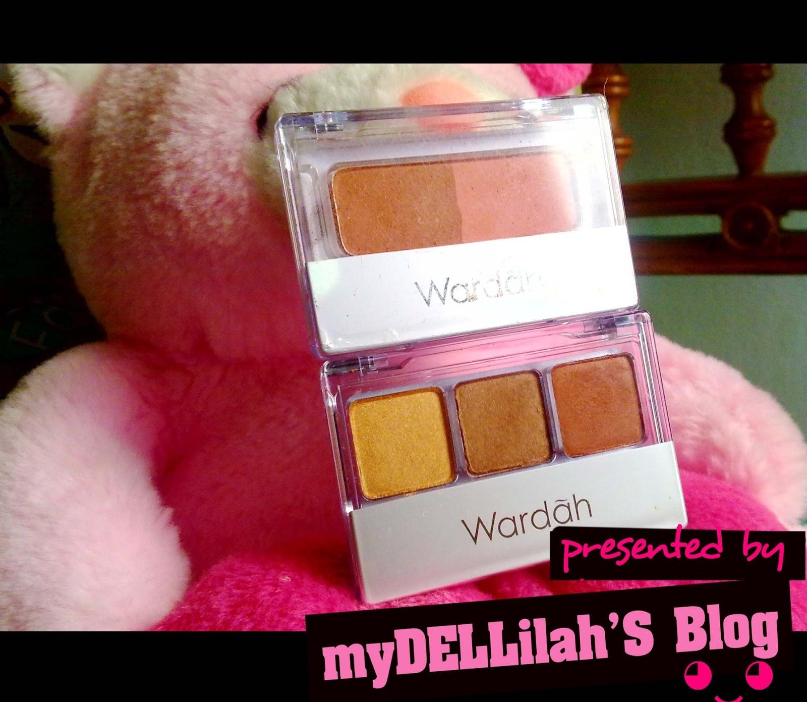 Wardah Eyeshadow and Blush