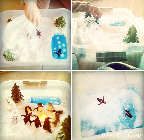 +коробка+со+снегом+kokoko