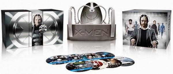 X-men Gift Set Blu-ray