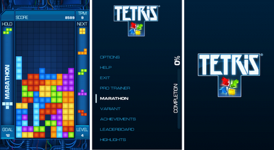 download game nokia s60v3 EA Tetris 3D