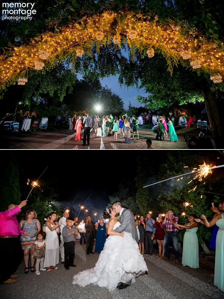 Maria and Ruben Salinas, 4th of July Wedding in Yakima, Cascade Gardens Wedding, Yakima Wedding Photography, Yakima Photography, Memory Montage Photography