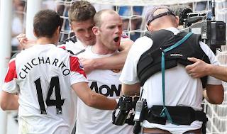 Rooney Fue Sancionado Por Grosero