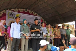 Gelar Adipati untuk Bupati Pati dari Surakarta Menuai Kritik