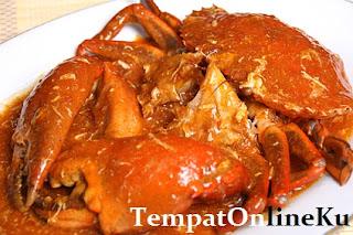 Resep Cara Membuat Kepiting Saus Padang