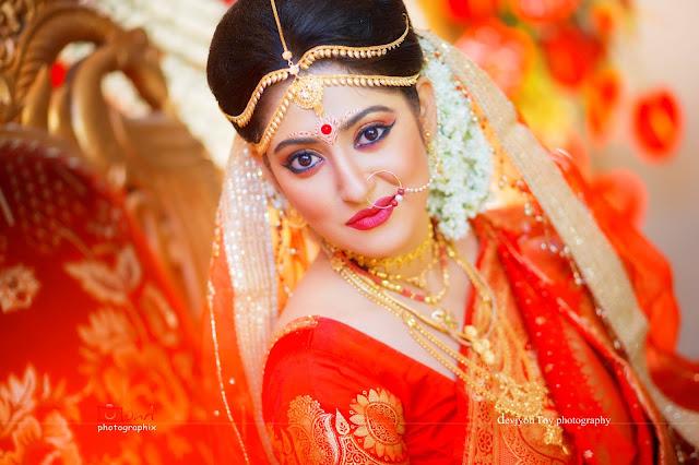 Elegant Eves Bengali Bride
