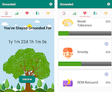Health & Fitness App of the Month - Grounded