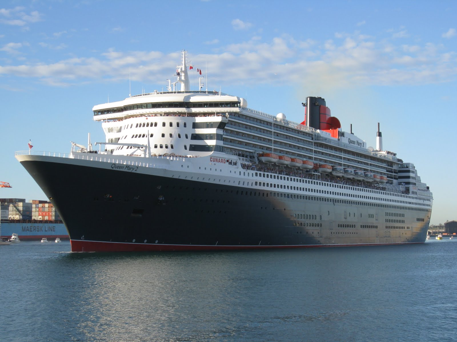 Rms queen mary for Garderobe queen mary 2