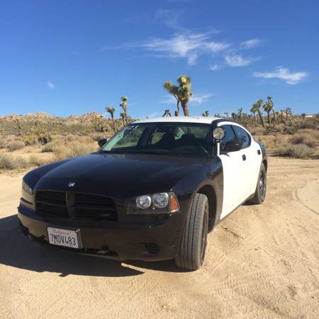 Daily Turismo Police Cruiser 2010 Dodge Charger R T