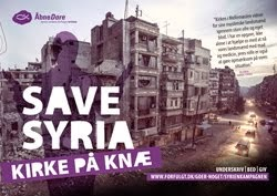 Save Syria Kampagnen