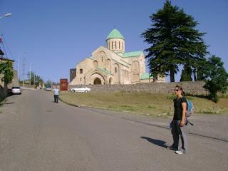 Catedral de Bragati. Kutaisi