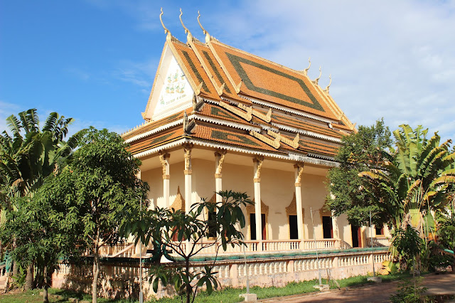 Siem Reap Killing Fields Memorial