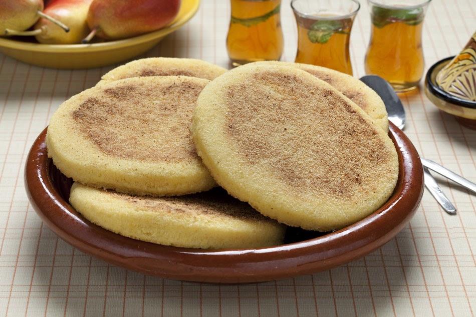 الحرشة المغربية للفطور