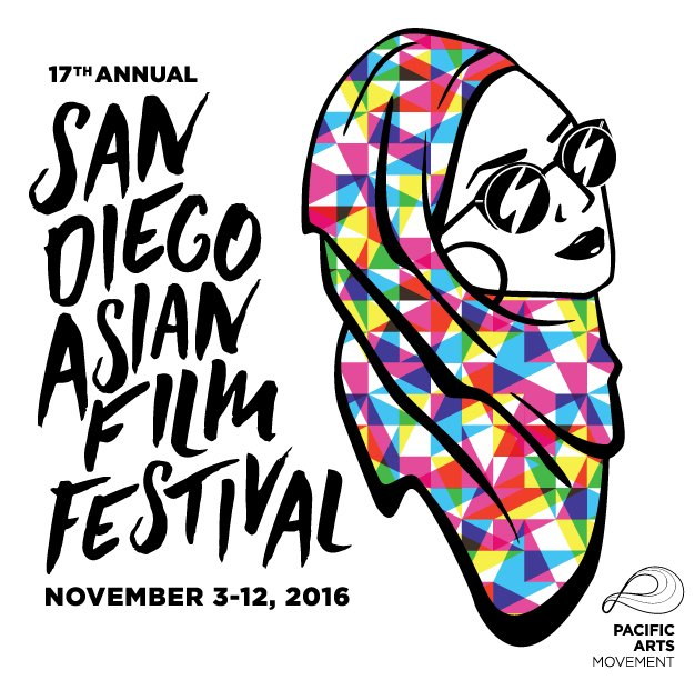 Don't Miss the 17th Annual San Diego Asian Film Festival - November 3-12