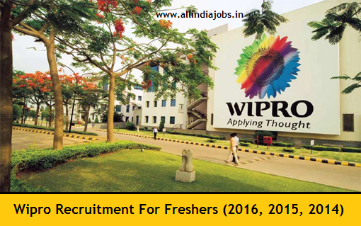 Apply online for Wipro recruitment drive 2018-2019 for freshers. Wipro job openings in India for the vacancies of entry-level engineers and IT internship ...