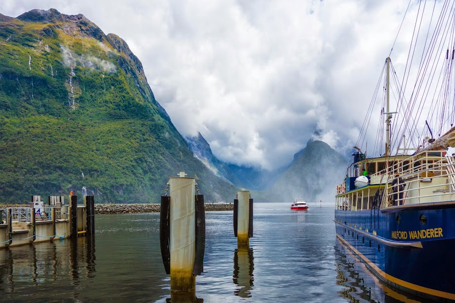 Milford Sound-NZ