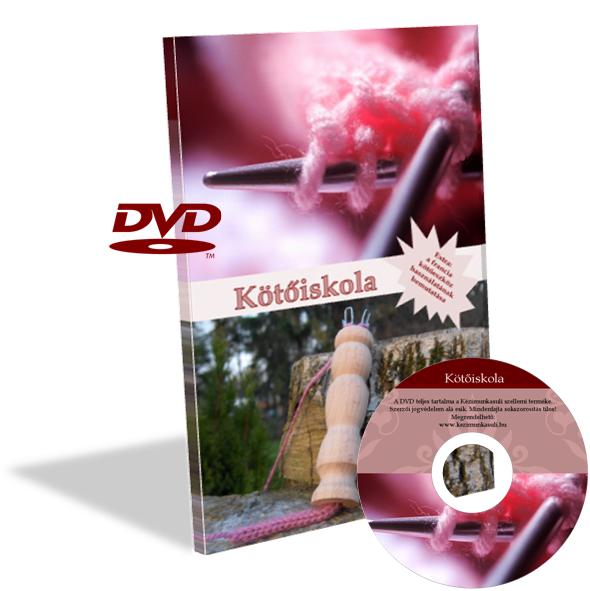 Kötőiskola DVD
