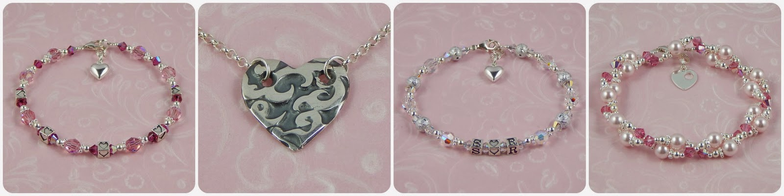 Love jewellery range