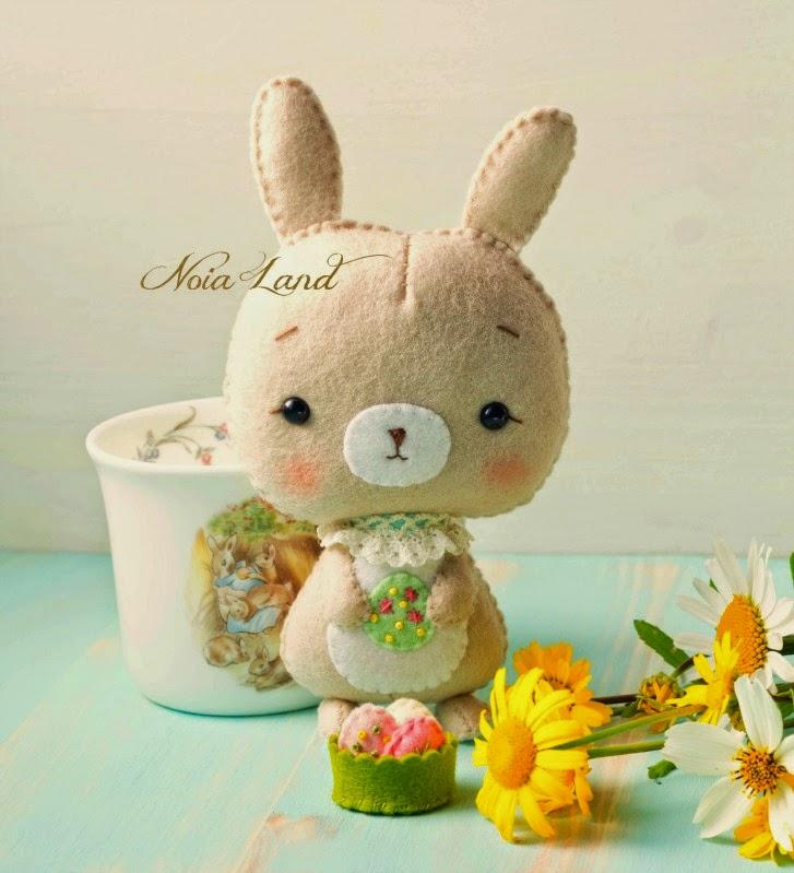 Noia land el conejo de pascua for El conejo de pascua