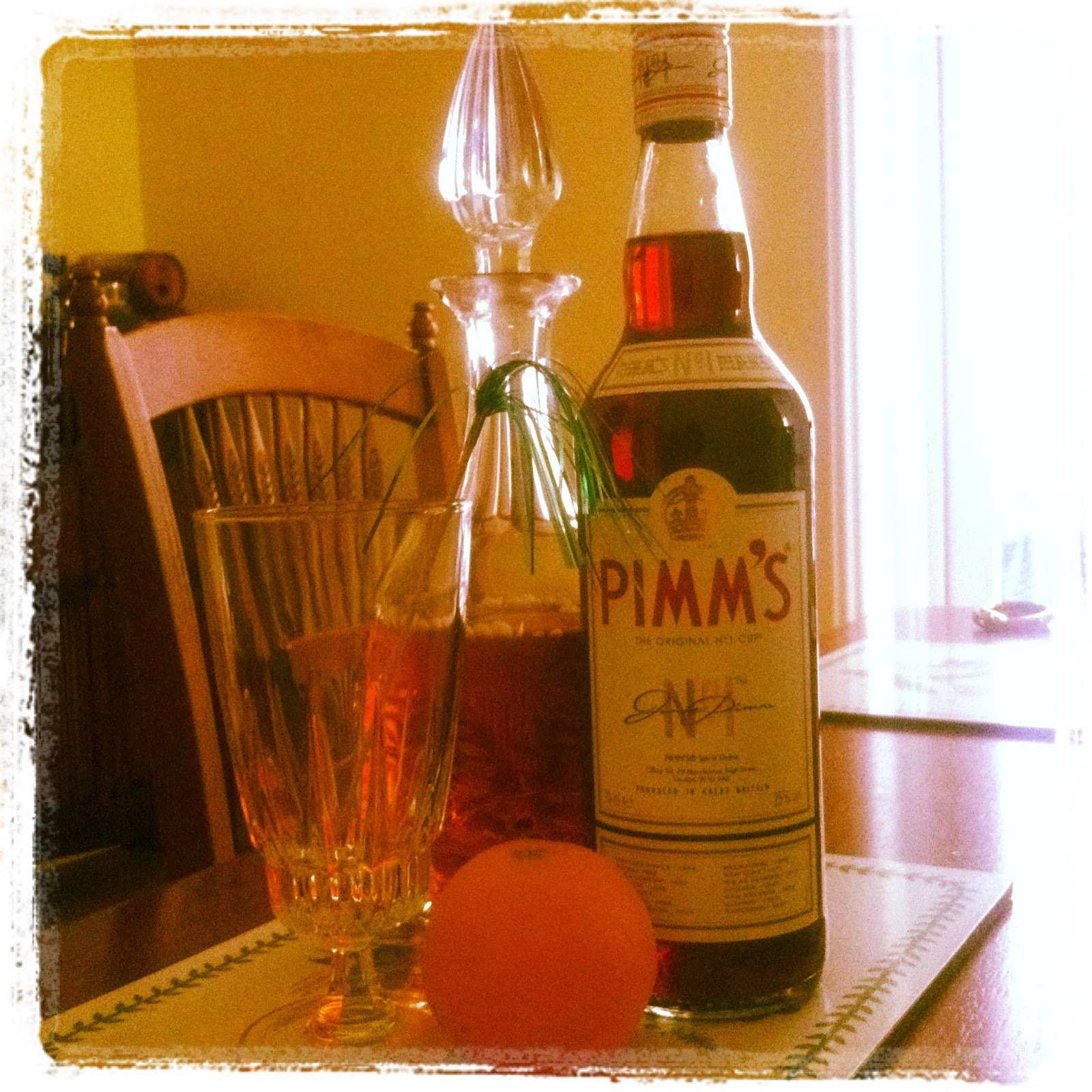 Different ways with pimms for What to mix with pimms