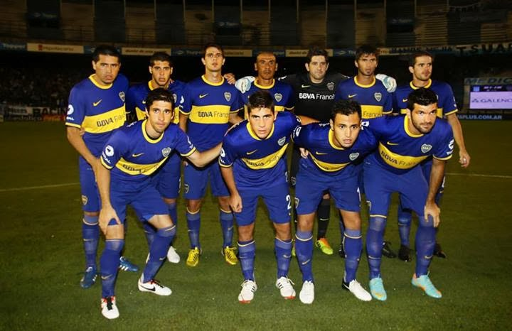 Boca 2016: Racing Club 1-2 Boca Juniors | 2014