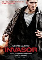 Película 'Invasor', del director Daniel Calparsoro, con Alberto Ammann, Inma Cuesta y Karra Elejalde. Making Of. Cine