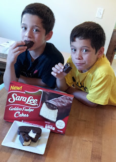 Sara Lee Snack Cakes, a review by Bonggamom