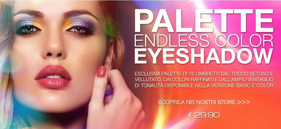 Wjcon - Palette Endless Color Eyeshadow