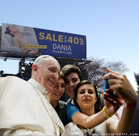 the pope hates dania