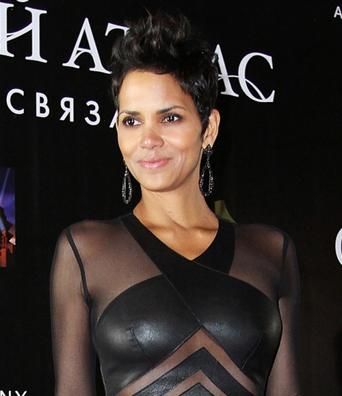 Halle Berry - I am happier to have black skin