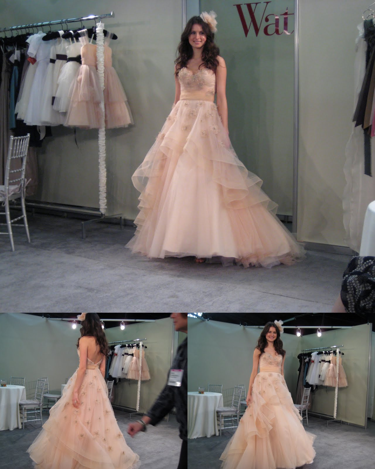 the serendipitist: Watters and WTOO Bridal Trunk Show