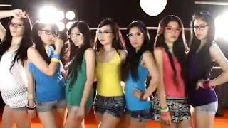 7 Icon Girl Band Indonesia