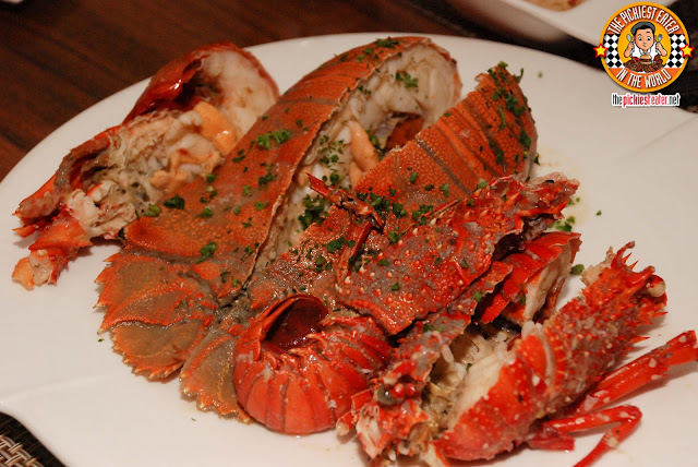 THE PICKIEST EATER IN THE WORLD: THE LOBSTER BUFFET OF CORNICHE AT DIAMOND HOTEL - RinaZ