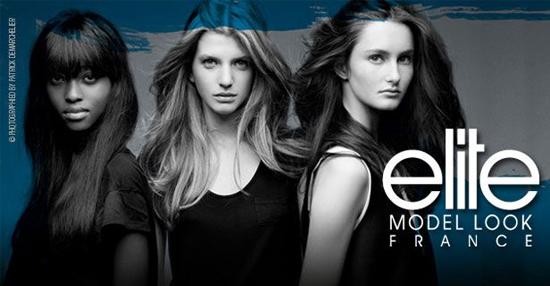 Casting Elite Model Look 2012