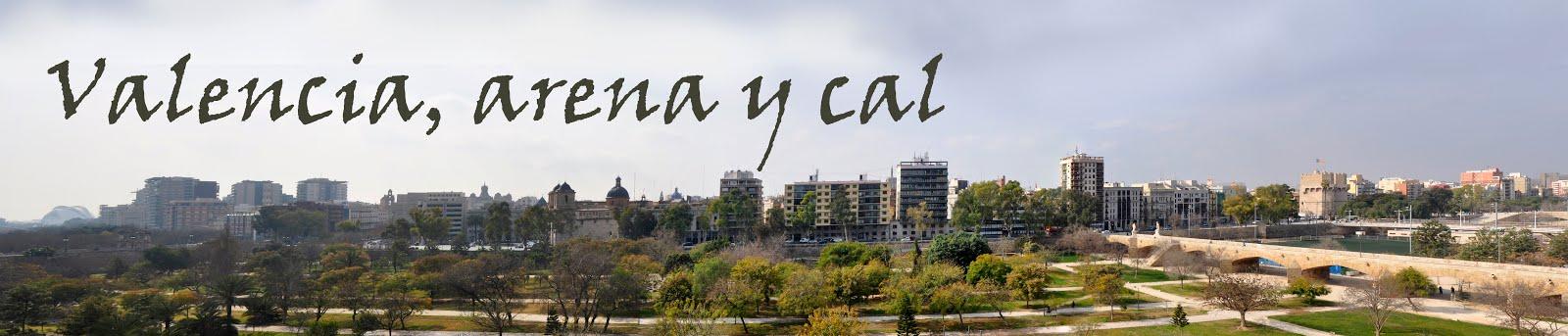 València, arena y cal