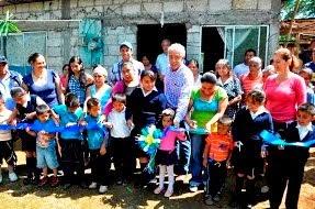 En Córdoba, ninguna familia debe vivir en piso de tierra: Tomás Ríos
