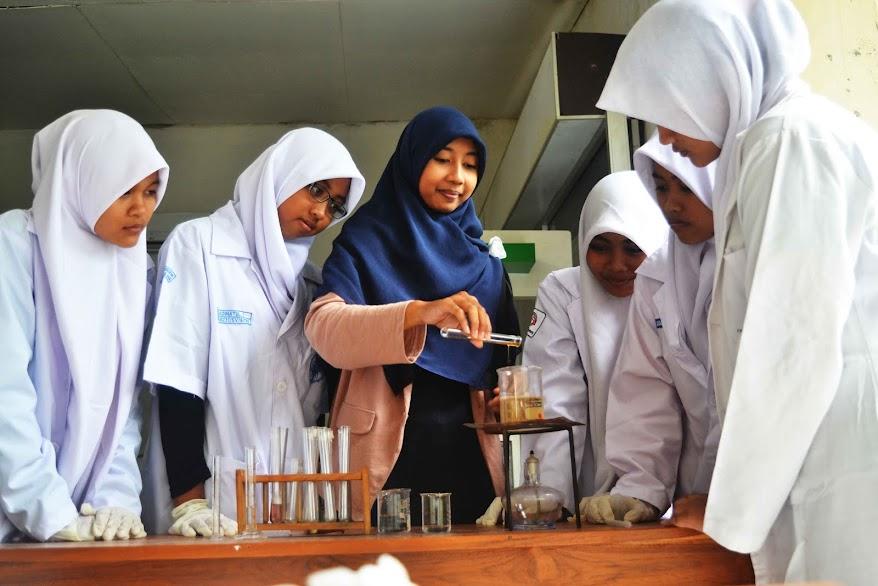 SMA Sains Al-Qur'an didesain sebagai Model Pembelajaran Intensif (Takhassus) Sains