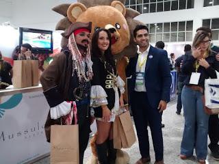 Turismo de negócios e eventos foi destaque no 5º Festival de Turismo de João Pessoa