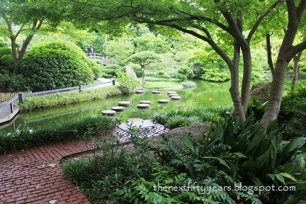 Marti 39 s diy a walk through the japanese garden for Japanese meditation garden