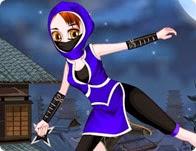 Ninja Kızı Giydir