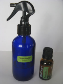 doTerra Essential Oil Terra Shield Mosquito Repellent
