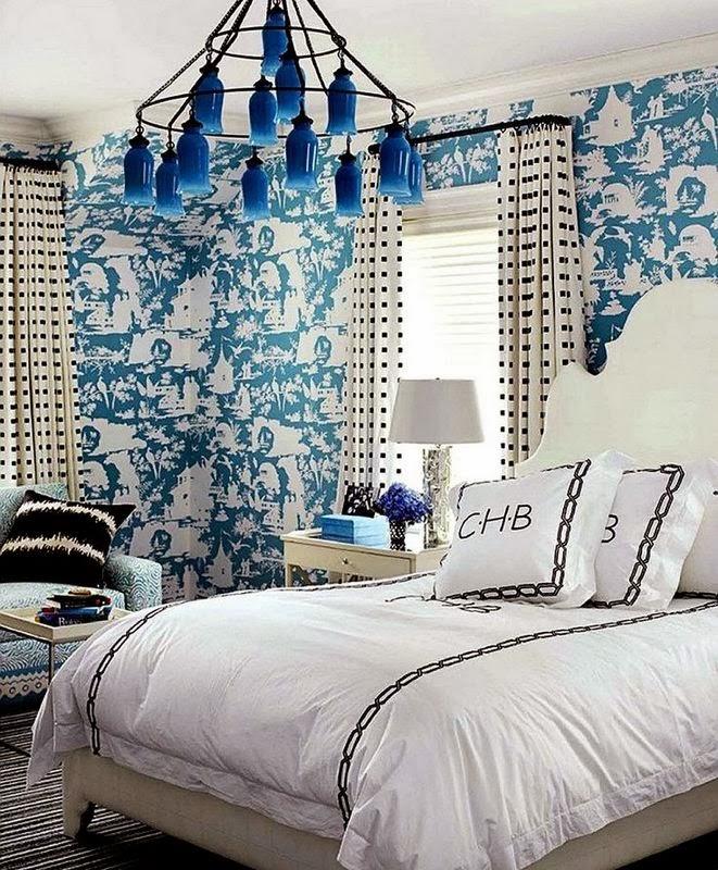 Victoria Dreste Designs Toile Updated And Modern