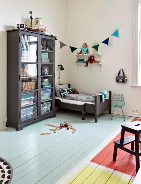 El blog de nim camas de ikea en dormitorios infantiles - Ikea ninos habitaciones ...