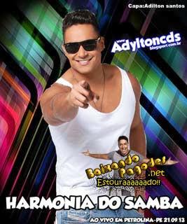 Harmonia do Samba em Petrolina-PE 21/09/2013