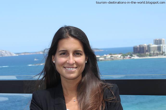 Sara Frada é a nova gerente de A&B do Porto Bay Rio Internacional